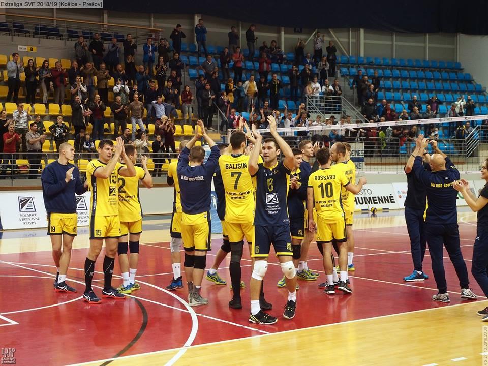 Košičania sa po stretnutí poďakovali miestnym za výbornú atmosféru a podporu. FOTO: Laco Kiovský